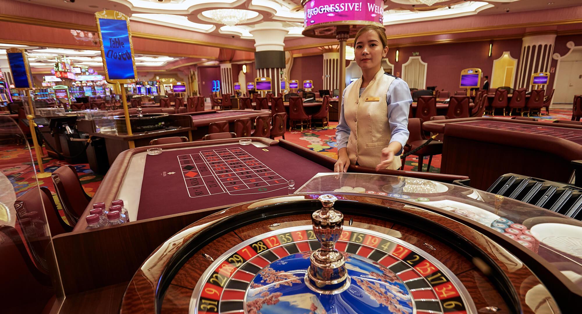 Casino Dealer Salary In Okada Manila